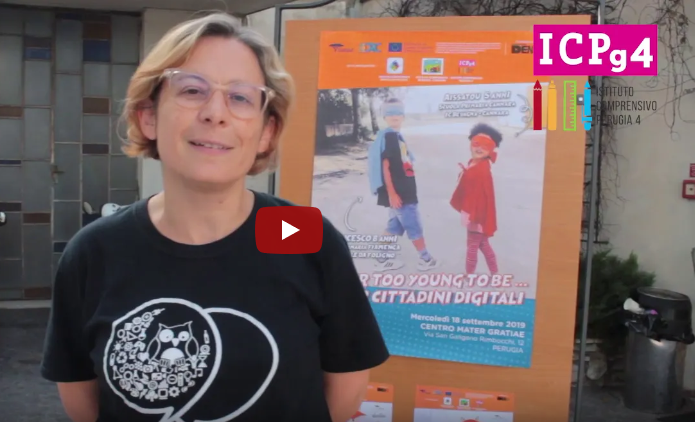 Digital, Responsible Citizenship in a Connected World Project (Video)